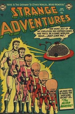Strange Adventures (Comic Book) #40