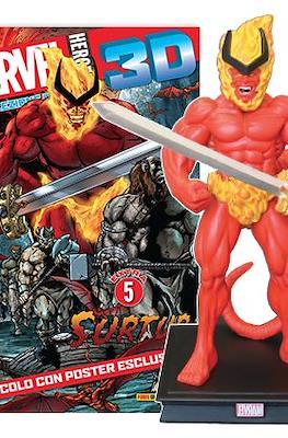 Marvel Héroes 3D: Especiales - Colección Oficial #5