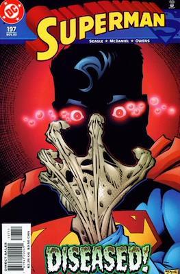 Superman Vol. 2 (1987-2006) (Comic Book) #197