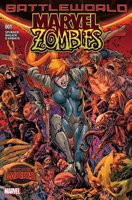 Marvel Zombies Vol. 2 (Comic-book) #1