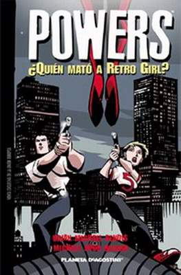 Powers (2002-2005) (Rústica 96-142 pp) #1