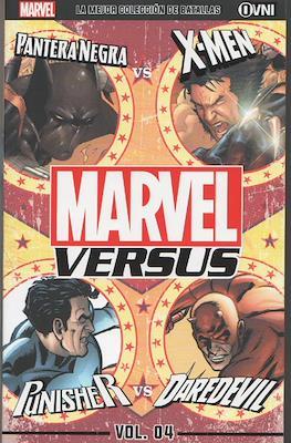 Marvel Versus (Rústica) #4