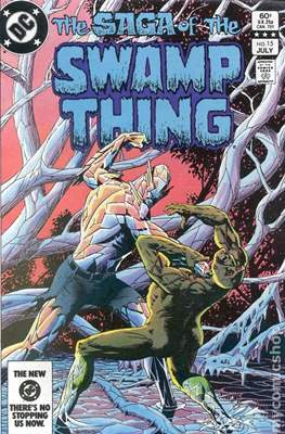 Swamp Thing (1982-1996) (Comic Book) #15