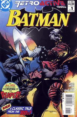 DC Retroactive Batman 1980s