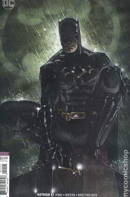 Batman Vol. 3 (2016- Variant Cover) (Comic Book) #51.1
