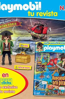 Playmobil (Grapa, 36 páginas, color) #45