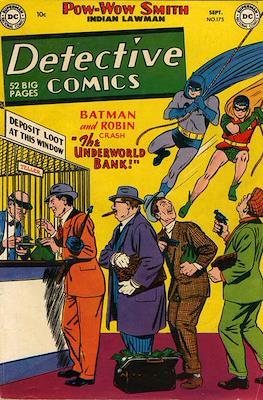 Detective Comics Vol. 1 (1937-2011; 2016-) (Comic Book) #175
