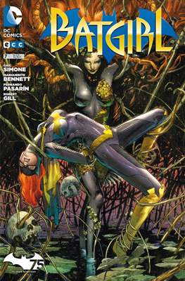 Batgirl. Nuevo Universo DC (2012-2015) #7