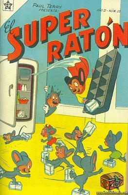 El Super Ratón (Grapa) #23
