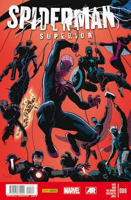 Spiderman Vol. 7 / Spiderman Superior / El Asombroso Spiderman (2006-) (Rústica) #88