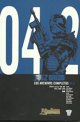 El Juez Dredd: Los Archivos Completos #10
