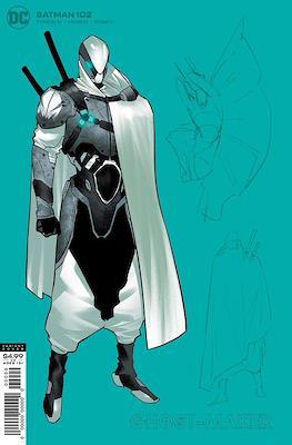 Batman Vol. 3 (2016- Variant Cover) #102.1