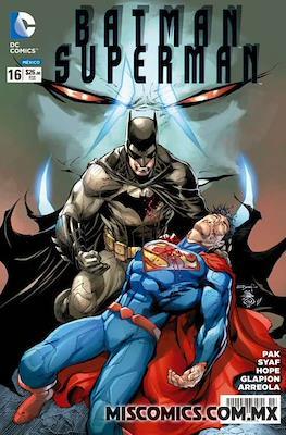 Batman/Superman (Grapa) #16
