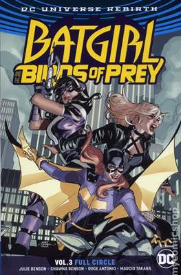 Batgirl and the Birds of Prey Vol. 1 (2016-) (Softcover) #3