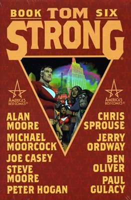 Tom Strong (Hardcover 160 pp) #6