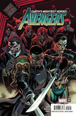 The Avengers Vol. 8 (2018-...) #45