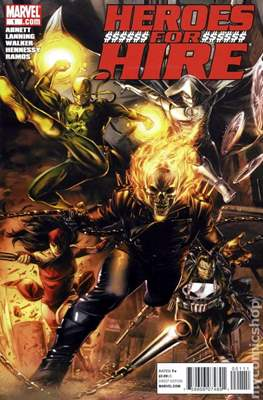 Heroes for Hire Vol. 3 (2010) #1