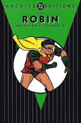 DC Archive Editions. The Robin (Hardcover 256 pp) #2