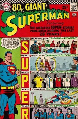 Superman Vol. 1 / Adventures of Superman Vol. 1 (1939-2011) (Comic Book) #193