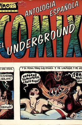 Antología española del comix underground 1970-1980