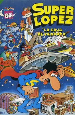 Super Lopez. Olé! (Rústica, 64 páginas (1980-1985)) #8