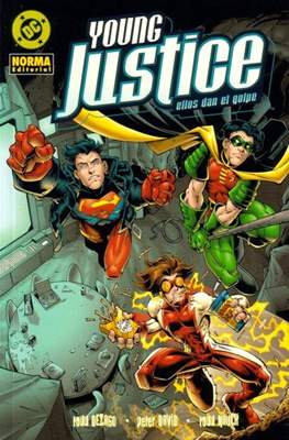Young Justice (2004-2005) (Rústica. 17x26. Color.) #1