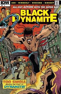 Black Dynamite (Digital) #1