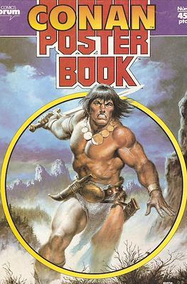 Conan Poster Book