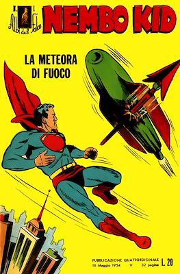Albi del Falco: Nembo Kid / Superman Nembo Kid / Superman #1