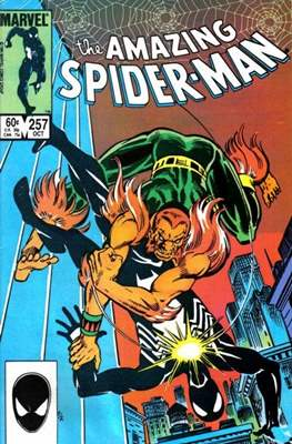 The Amazing Spider-Man Vol. 1 (1963-2007) (Comic-book) #257