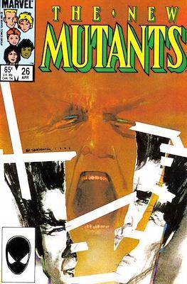 The New Mutants (Comic Book) #26