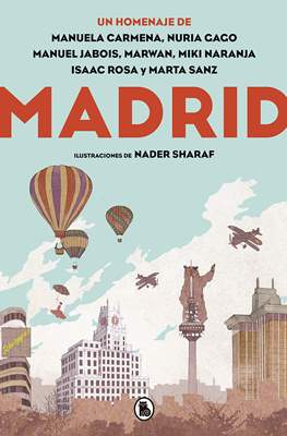 Madrid (Cartoné 120 pp) #