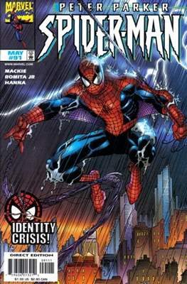 Spider-Man (Vol. 1 1990-2000) (Comic Book) #91