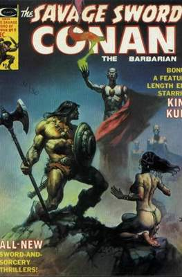 The Savage Sword of Conan the Barbarian (1974-1995) #9