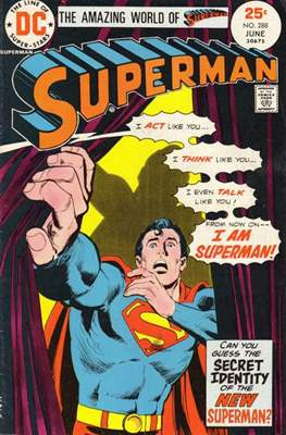 Superman Vol. 1 / Adventures of Superman Vol. 1 (1939-2011) (Comic Book) #288