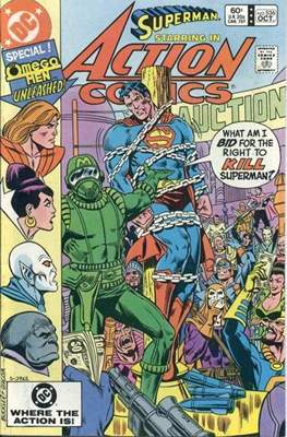 Action Comics Vol. 1 (1938-2011; 2016-) (Comic Book) #536