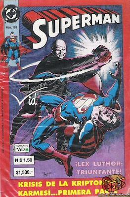Supermán (1986-2001) (Grapa) #180