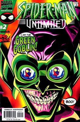 Spider-Man Unlimited (1999-2000) (Comic Book) #2
