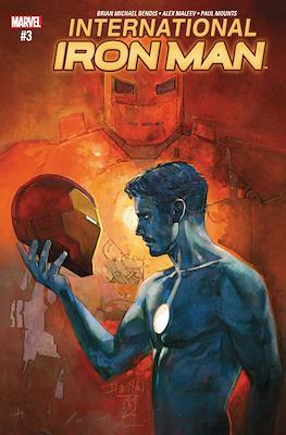International Iron Man (Comic Book) #3