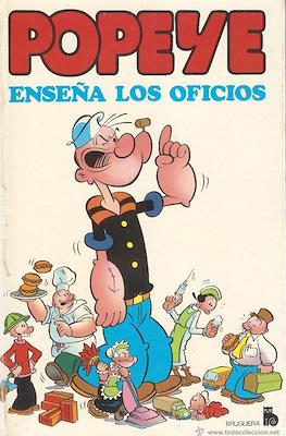 Popeye enseña los oficios