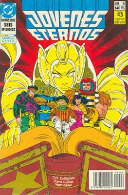 Jóvenes Eternos (1990) #6