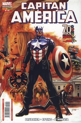 Capitán América Vol. 7 (2005-2011) (Grapa) #42