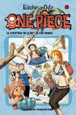 One Piece (Rústica con sobrecubierta) #26