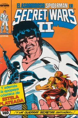 Secret Wars (1985-1987) (Grapa 32 pp) #40