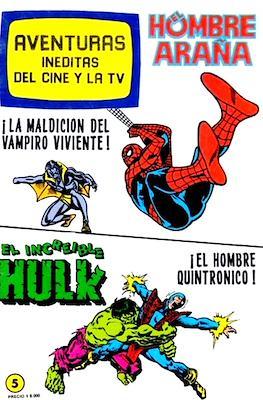 Aventuras Inéditas del Cine y la TV #5