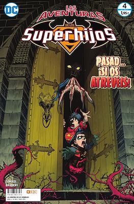 Las aventuras de los Superhijos (Grapa 24 pp) #4