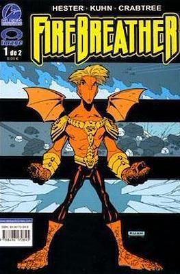 Firebreather (Rústica 48 pp) #1
