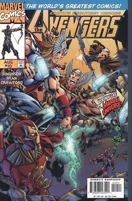 The Avengers Vol. 2 Heroes Reborn (1996-1997) (Comic Book) #10