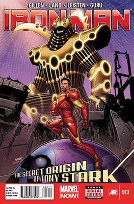 Iron Man (Vol. 5 2012-2014) (Comic-Book) #13