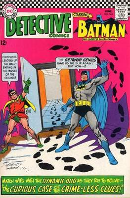 Detective Comics Vol. 1 (1937-2011; 2016-) (Comic Book) #364